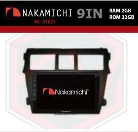 "audio kikim-  NAKAMICHI NA-3102i Android 9"" 2/32 VIOS 2008"