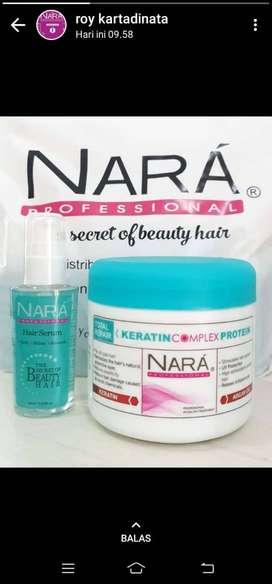 Nara professional Hair Keratin Oil