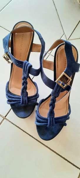 High Heels Charles & Keith / Sepatu Wanita
