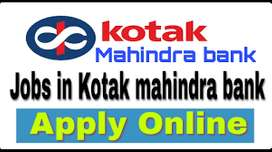 NO CHARGE & Fees -Direct job openings for Kotak Bank process Hindi BPO