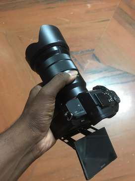 Sony A7 Sii - Full Frame camera and lens