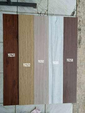 Lantai Motif Kayu Vinyl Plank Young Anti Rayap