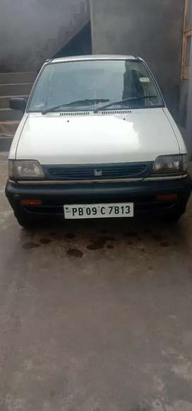 Maruti Suzuki 800 2000 Petrol Good Condition