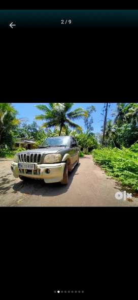 Mahindra Scorpio 2008 crdi Diesel Good Condition
