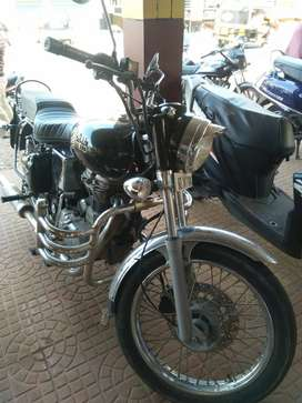 Royal Enfield Electra 350 (45 milage) FOR SALE