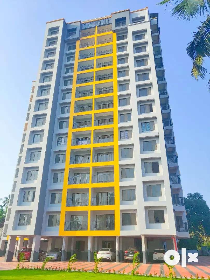 Huge 3 BHK Flat For Sale @ Desom Kochi 0