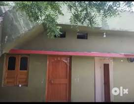 2 bedrooms with 1 kitchen is available for rent