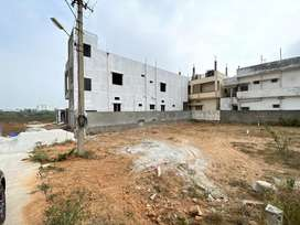 OPEN PLOT FOR SALE, LRS FULL PAID, RTC COLONY.