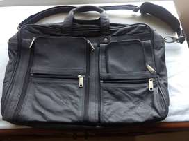 Pure, genuine leather executive bag for sale