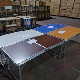 Meja lipat aestethic cocok untuk rumah kantor toko ruko kontrakan kos