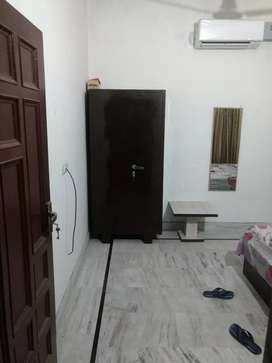 Fully furnished with ac