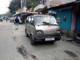 Maruti van for a sale