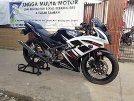 Ninja rr new limited edition 2015 plat f kabupaten