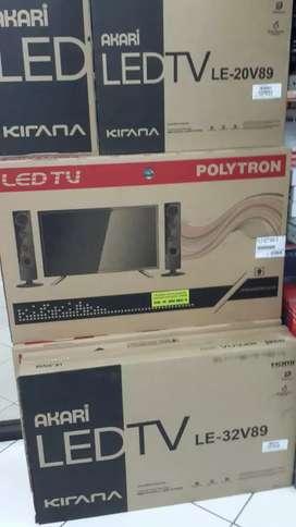 Tv led polytrom 32 in cinema , bisa dikirim bayar ditempat