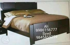 Size 4×6  Cot without storage 4250 with box 6500