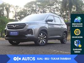 [OLX Autos] Wuling Almaz 1.5 Turbo Lux 7-Seater A/T 2019 Abu-abu