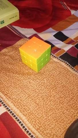 Rubik's cube new