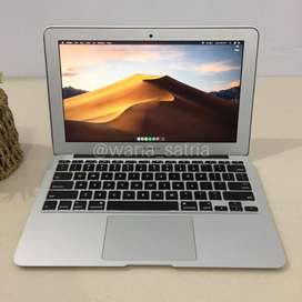 Macbook Air MID 2013 core i5 ram 4gb ssd 128gb 11inch