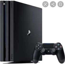 Play station 4pro