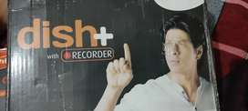 Dish Tv+with recorder