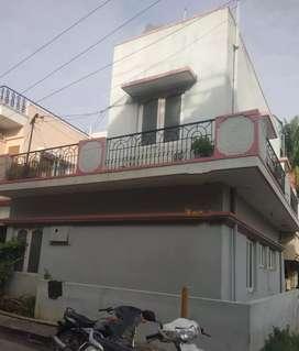 House for sale tc palya main road near raghavendra circal price.50lakh