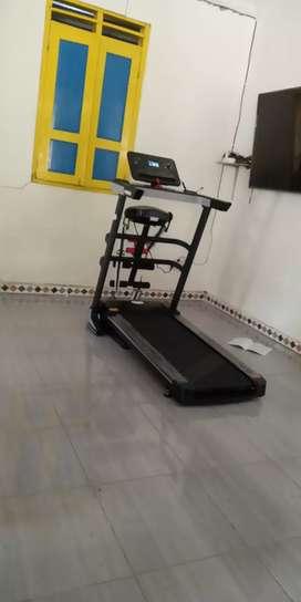 Best Treadmill elektrik 3 fungsi new Genova 12 speed