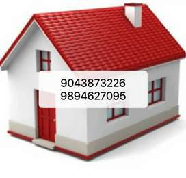 Urgent 2 houses with 1bhk for rent in coimbatore one ground floor