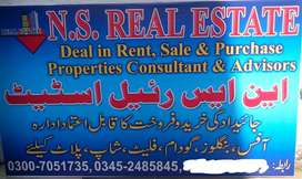 PECHS 300 yard Portion Commercial Rent
