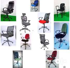 ALL KINDS OF CHAIRS -OFFICE ,PAD ,VISITORS, CAFETERIA CHAIRS