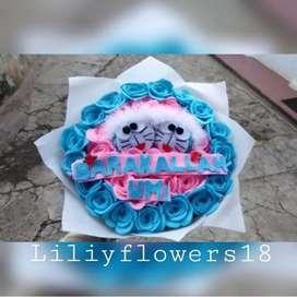 Bouquet Hari Ibu, Wisuda, Pernikahan Dll