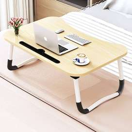 Foldable E Laptop Stand, Floor table,Laptop table, Drawing desk, Bed T