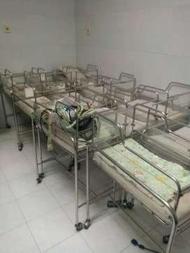 Box bayi kondisi siap pakai