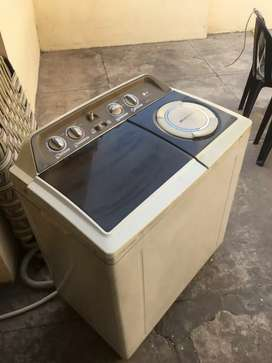 Lg washing machine automatic