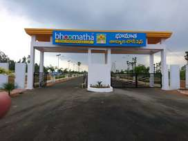 Commercial/residential new Vmrda plots @Tagarapuvalasa near  Y-jn