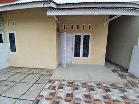 Dikontrakan Rumah baru 3KT 2KM