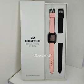 Jam Tangan Digitec MDG-6090 Black Pink