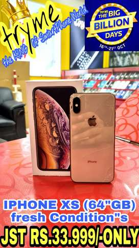 TRYME IPHONE XS,Pure Gold Back Side Glass Only Cracked