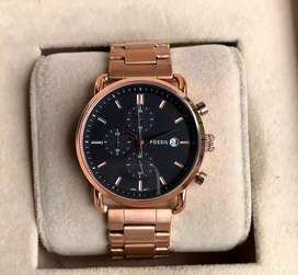 Refurbished fossil watch