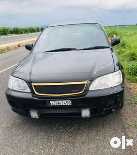 Honda City 2002 Petrol Well Maintained