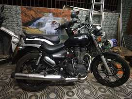 CBR R15 DUKE ROYAL ENFIELD THUNDER BIRD CLASSIC