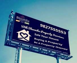 Sale 3bhk flat Bawadiyu Kala near Chuna bhatti