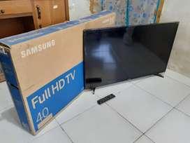"TV LED SAMSUNG 40""40M5050 DIGITAL - FULL HD Mulus Garansi"