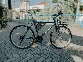 Sepeda lipat 26 inch Dahon Da Bike Mountain Gold (Federal,seli,folding