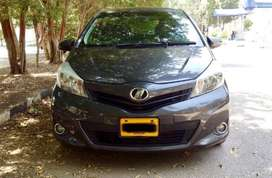 Toyota Vitz 2014 on Easy EMI Process 20%D.P One Step Solution Pvt.Ltd