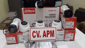 cctv dahua dvr 4ch lensa 2mp plus pasang di PURWAKARTA CILEGON KOTA