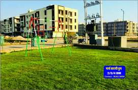 2Bhk jda approved 100% Lonable flat for sale