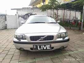 VOLVO S60 2,3TURBO matic 2004 TERAWAT, LIMITED, ELEGANT