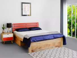 Bed On Rent (King Size)
