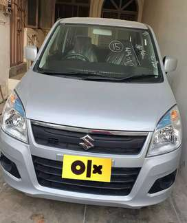 Suzuki WagonR VXL 2021 Already Bank Leased