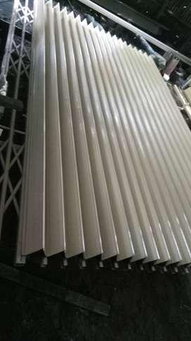 Folding gate rolling door Harmonika terbaru